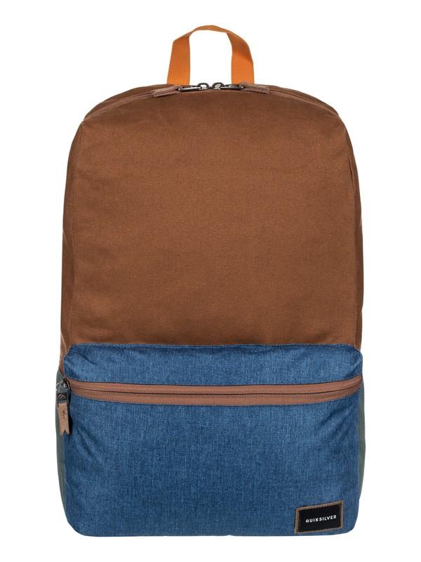 0 Night Track Plus 24L Medium Backpack Brown EQYBP03408 Quiksilver