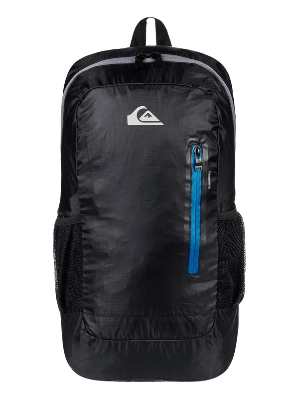 0 Octo Packable 22L Medium Backpack Black EQYBP03416 Quiksilver