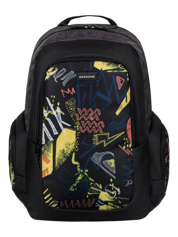 0 Schoolie 25L - Medium Backpack Black EQYBP03418 Quiksilver