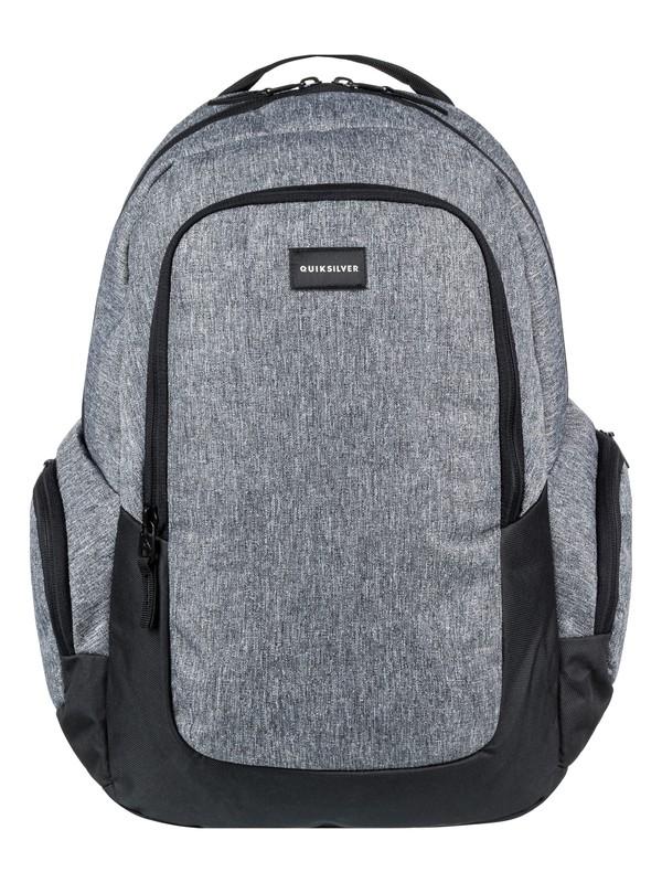 0 Schoolie 25L - Medium Backpack Gray EQYBP03418 Quiksilver