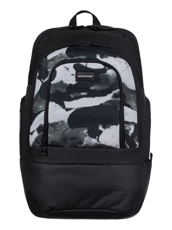 0 1969 Special 28L Medium Backpack Black EQYBP03424 Quiksilver