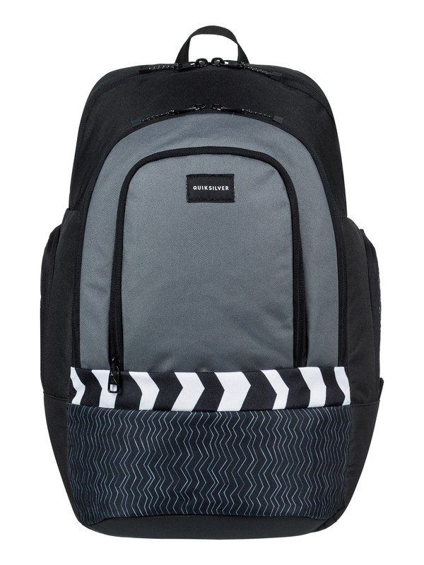 0 1969 Special 28L Medium Backpack Black EQYBP03424 Quiksilver