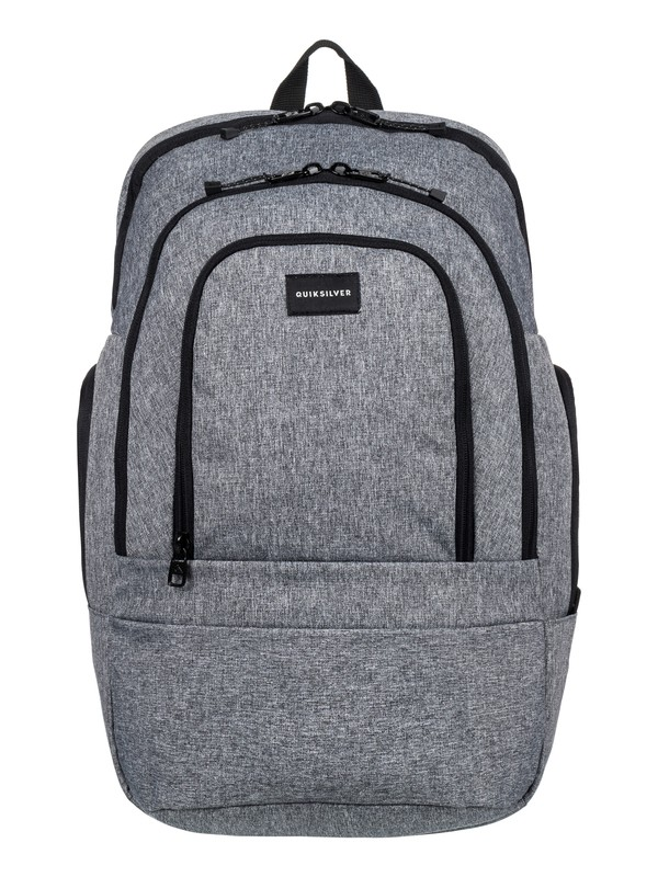 0 1969 Special 28L Medium Backpack Grey EQYBP03424 Quiksilver