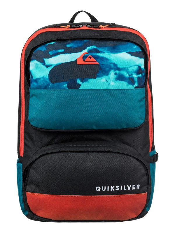 0 Wedge 23L Cooler Pocket Medium Backpack Blue EQYBP03427 Quiksilver