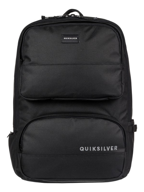 0 Wedge 23L Cooler Pocket Medium Backpack Black EQYBP03427 Quiksilver