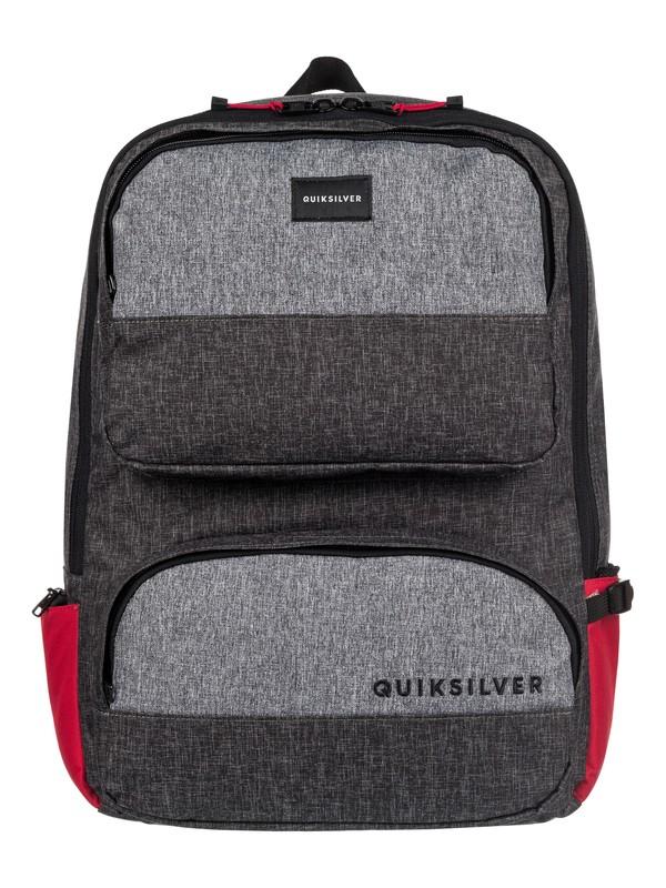 0 Wedge 23L Cooler Pocket Medium Backpack Red EQYBP03427 Quiksilver