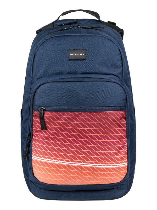 0 Schoolie Special Medium Backpack Blue EQYBP03471 Quiksilver