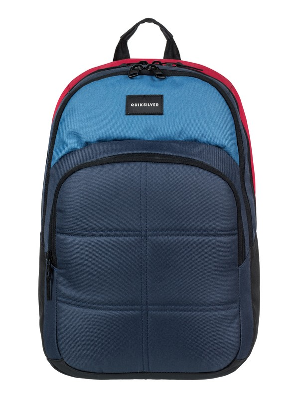 0 Burst - Medium Backpack Red EQYBP03477 Quiksilver