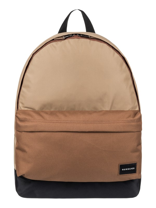 0 Everyday Poster Plus - Medium Backpack Brown EQYBP03478 Quiksilver