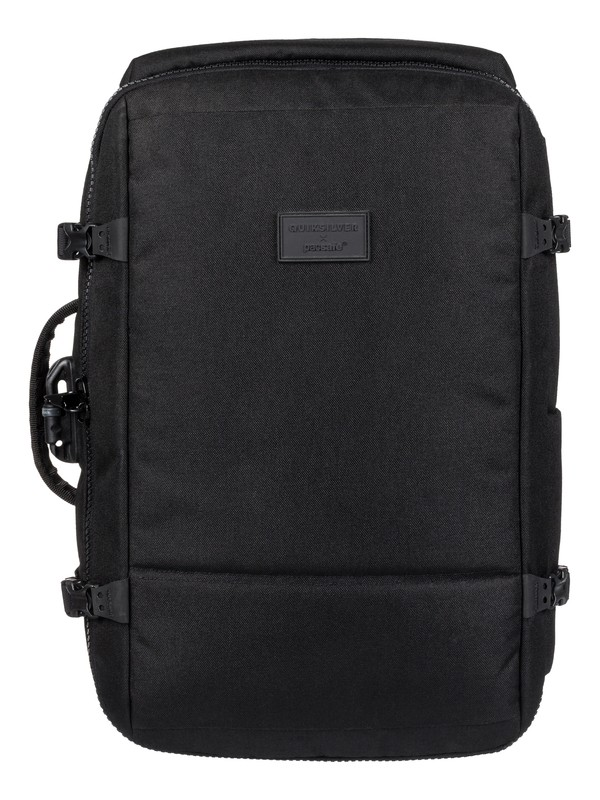 0 Pacsafe X QS 40L Anti-Theft Carry-On Backpack Black EQYBP03509 Quiksilver