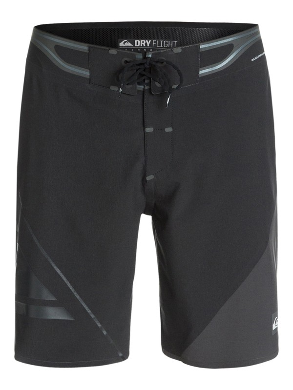 "0 AG47 New Wave Bonded 19"" Repreve Boardshorts  EQYBS03020 Quiksilver"