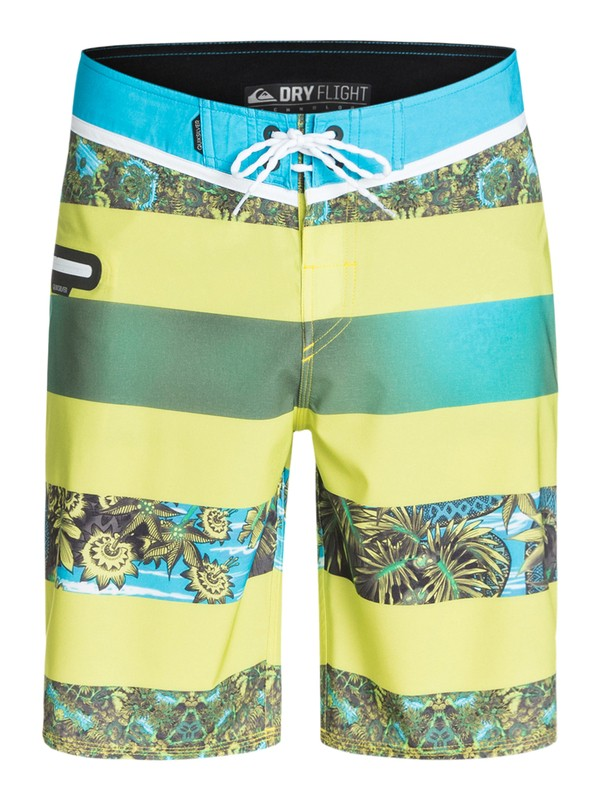 "0 AG47 Brigg 20"" Repreve Boardshorts  EQYBS03027 Quiksilver"