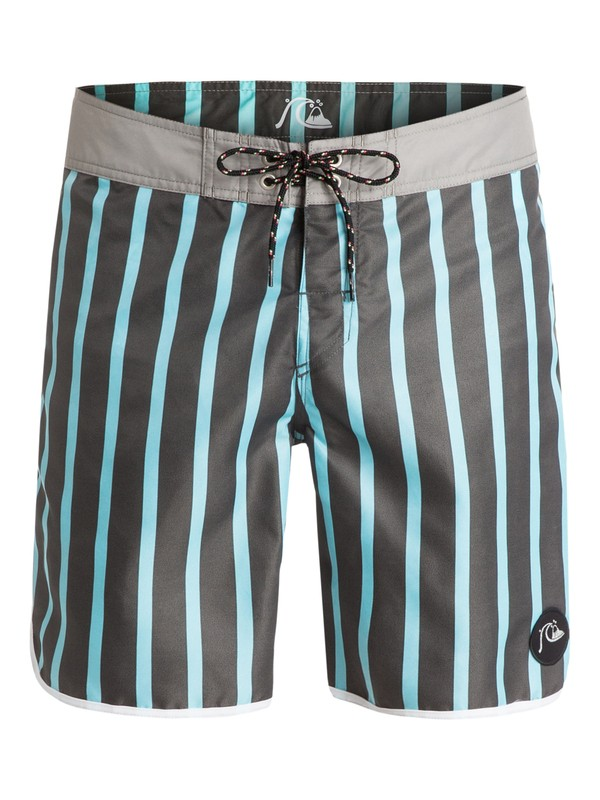 "0 Speed Lines 18"" Boardshorts  EQYBS03093 Quiksilver"