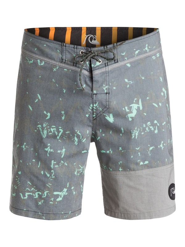 """0 Day Rave 18"""" Boardshorts  EQYBS03094 Quiksilver"""