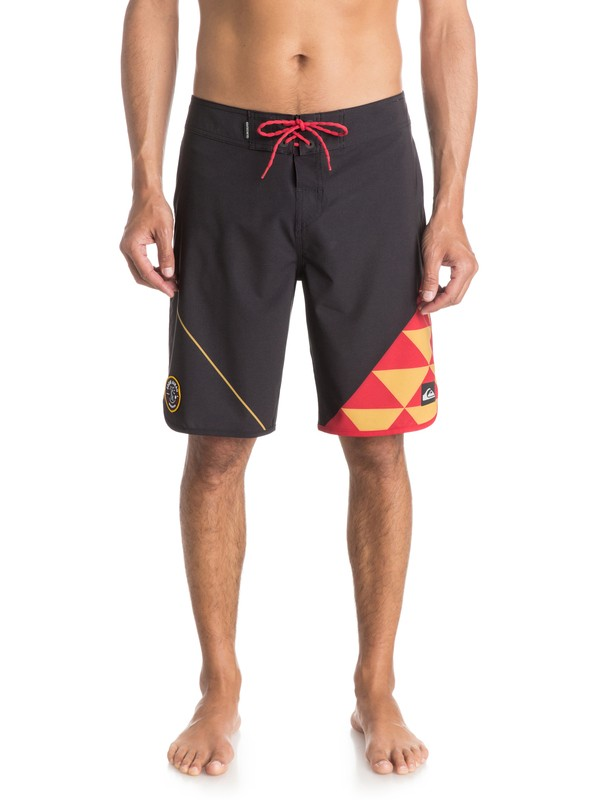 "0 AG47 New Wave Eddie 20"" Boardshorts  EQYBS03146 Quiksilver"