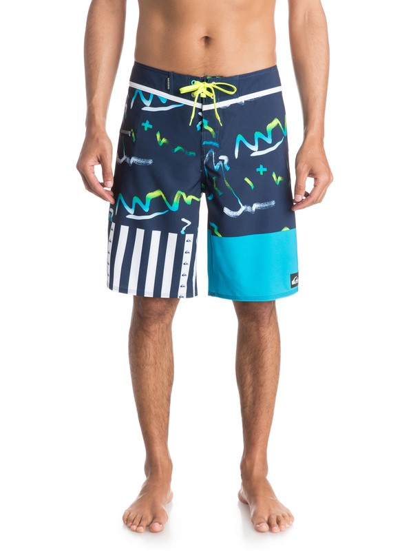"""0 Remix The Mix 20"""" Boardshorts  EQYBS03147 Quiksilver"""