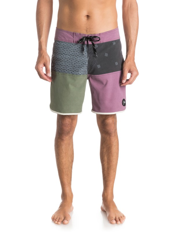 "0 Micro Waves 18"" Boardshorts  EQYBS03154 Quiksilver"