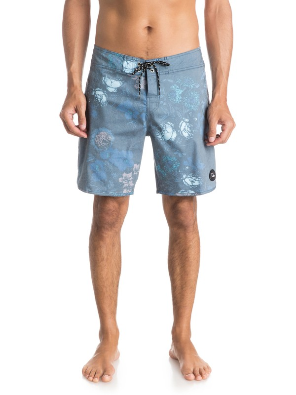 "0 Floral Storm 19"" Boardshorts  EQYBS03156 Quiksilver"