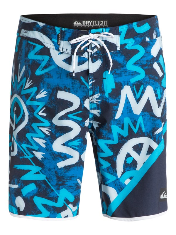 """0 AG47 New Wave 20"""" Boardshorts  EQYBS03172 Quiksilver"""