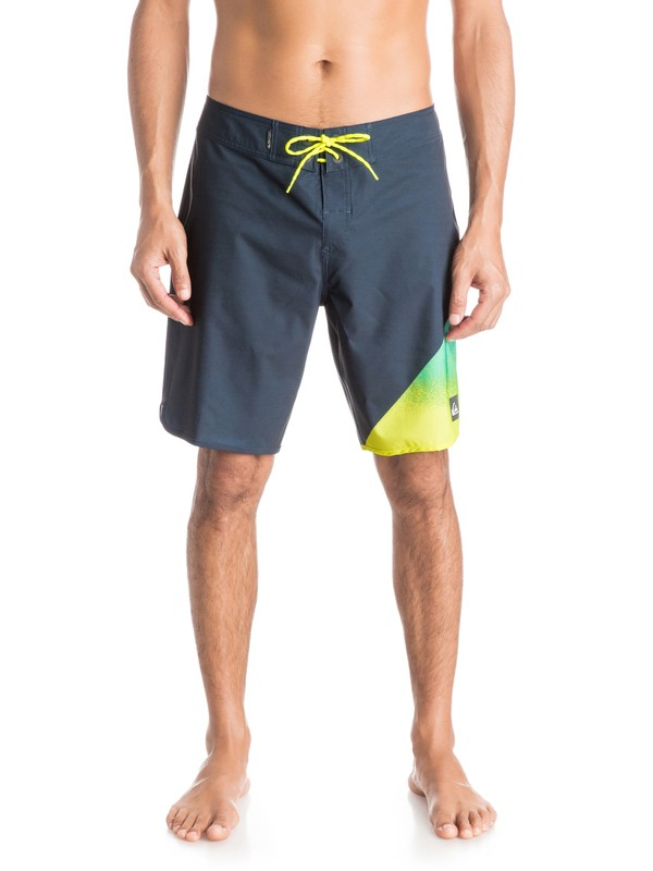 """0 AG47 New Wave 19"""" - Boardshort  EQYBS03221 Quiksilver"""