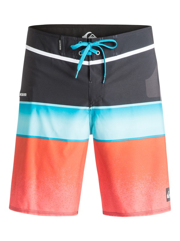 "0 Everyday Sunset 19"" - Boardshort Bleu EQYBS03229 Quiksilver"