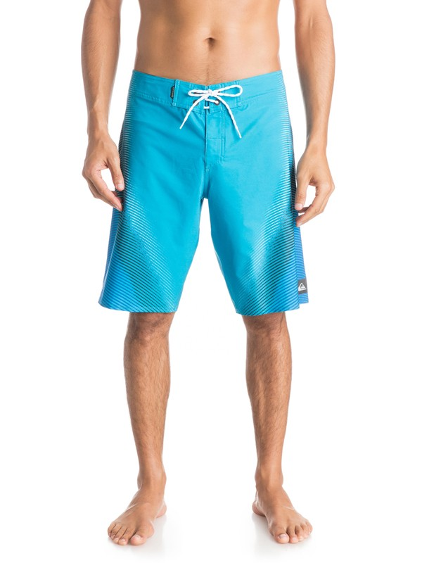 "0 AG47 Techno 21"" Boardshorts  EQYBS03252 Quiksilver"