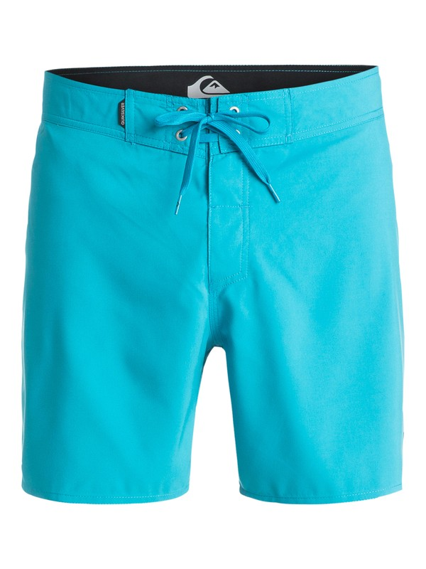 "0 Everyday Short 16"" - Boardshort Bleu EQYBS03253 Quiksilver"