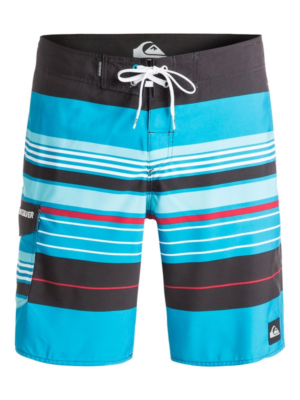 "0 Everyday Prints 19"" - Boardshort Bleu EQYBS03255 Quiksilver"