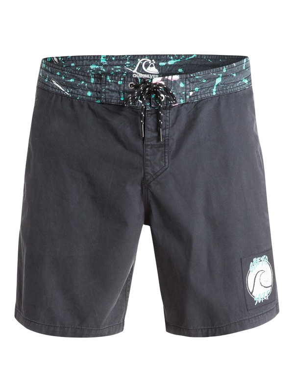 "0 Ghetto Acid 18"" - Boardshort  EQYBS03285 Quiksilver"