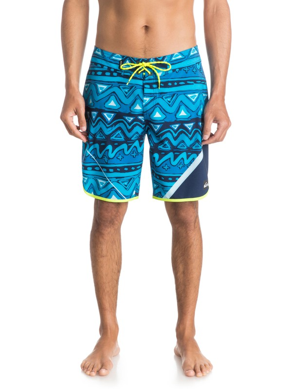 """0 AG47 New Wave 20"""" Boardshorts  EQYBS03341 Quiksilver"""