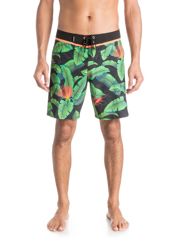 """0 Glitched 18"""" - Boardshort  EQYBS03377 Quiksilver"""