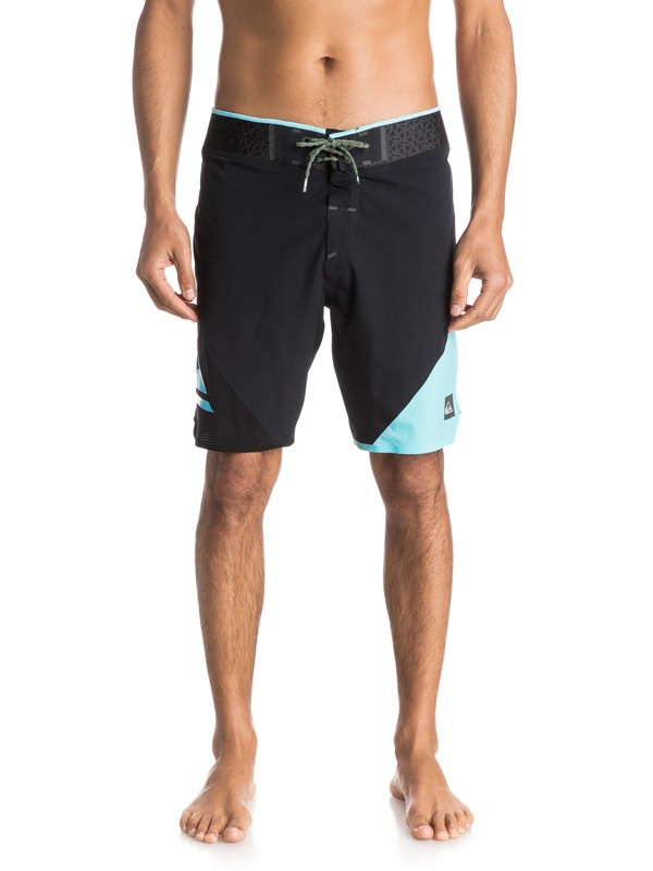 """0 New Wave High 19"""" Boardshorts  EQYBS03382 Quiksilver"""