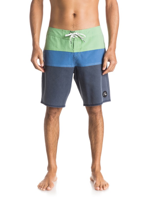 "0 The Panel Vee 19"" Boardshorts  EQYBS03389 Quiksilver"