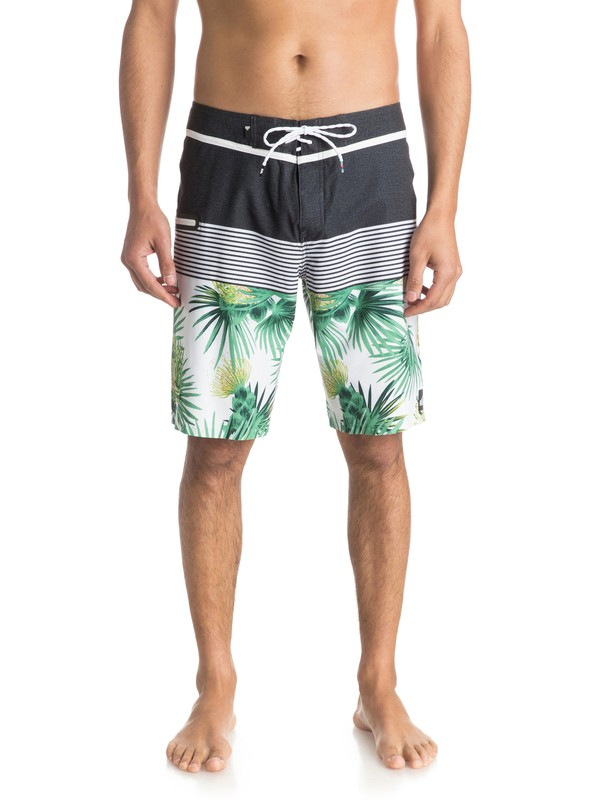 "0 Division Remix Vee 20"" Boardshorts  EQYBS03459 Quiksilver"