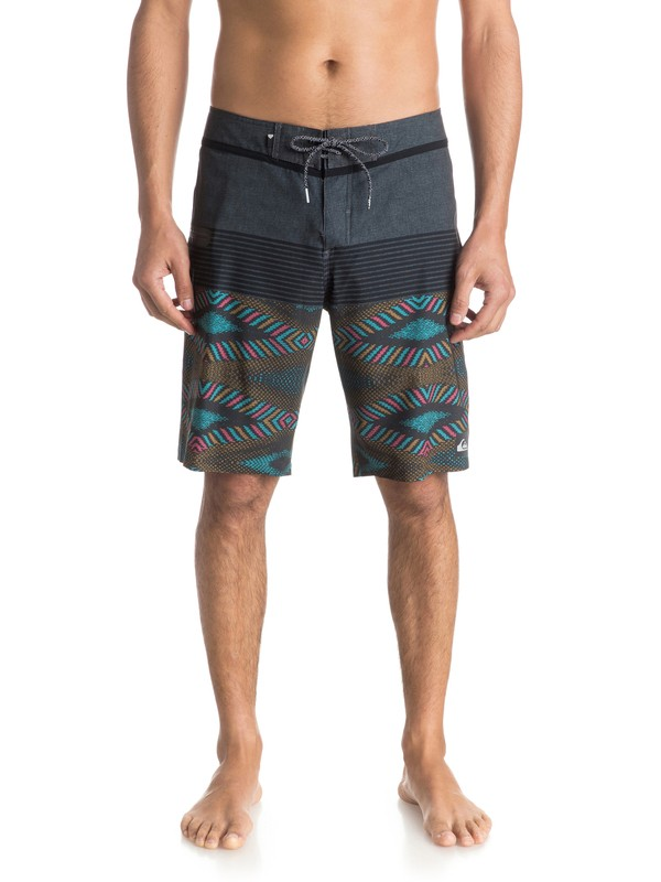 """0 Division Mix Vee 20"""" Boardshorts  EQYBS03477 Quiksilver"""