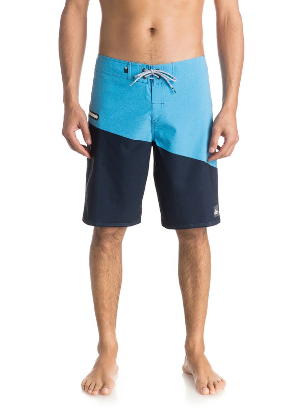 "0 Slash Mix Vee 20"" Boardshorts  EQYBS03478 Quiksilver"