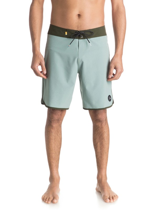 """0 The Scallop 19"""" Boardshorts  EQYBS03479 Quiksilver"""