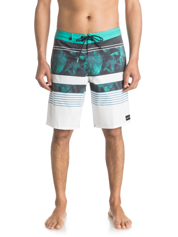 """0 Swell Vision 20"""" Boardshorts  EQYBS03555 Quiksilver"""