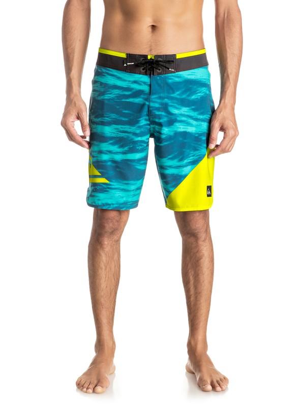 """0 New Wave 19"""" - Boardshort  EQYBS03569 Quiksilver"""