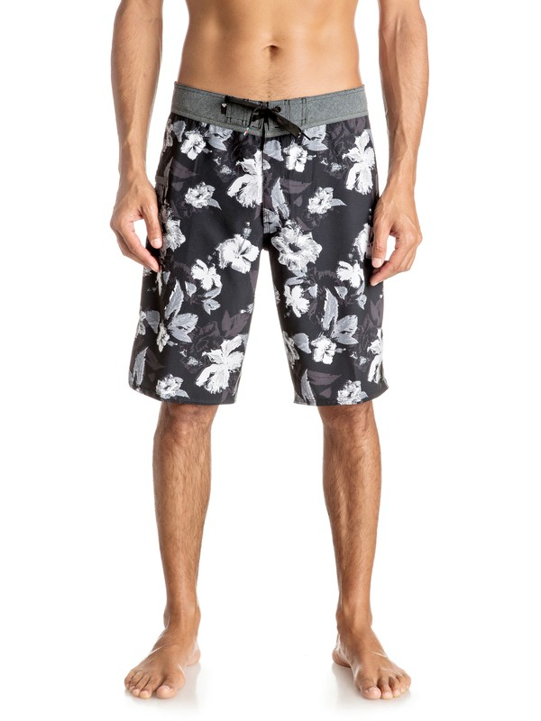 "0 Jungle Fever Vee 21"" Boardshorts  EQYBS03577 Quiksilver"