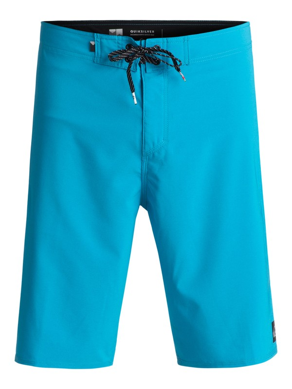 "0 Everyday Kaimana 21"" Boardshorts Blue EQYBS03592 Quiksilver"
