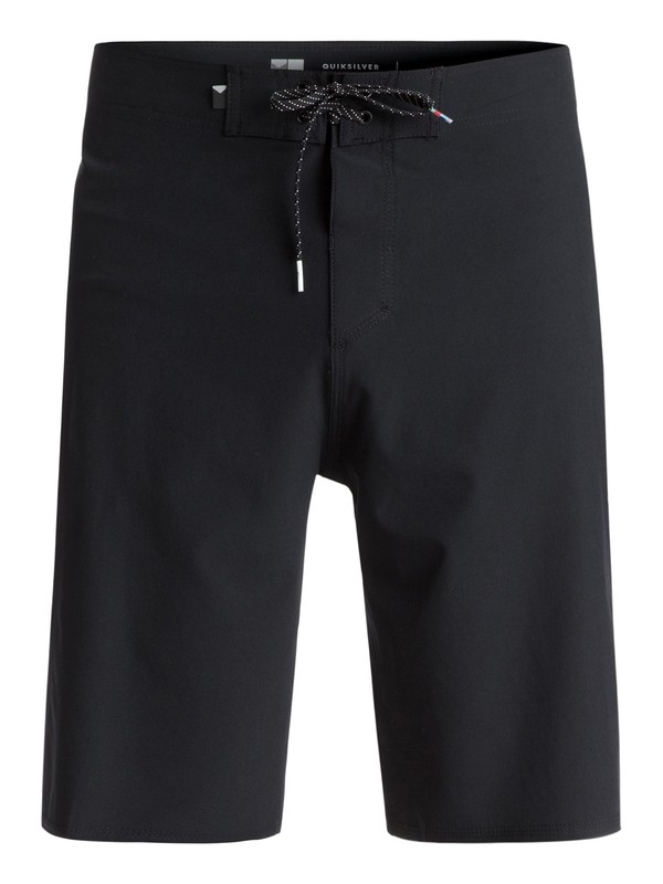 "0 Everyday Kaimana 21"" Boardshorts Black EQYBS03592 Quiksilver"
