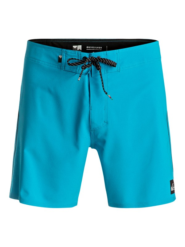 "0 Everyday Kaimana 16"" - Boardshort Bleu EQYBS03593 Quiksilver"