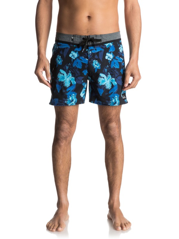 "0 Jungle Fever Vee 15"" - Boardshort  EQYBS03614 Quiksilver"