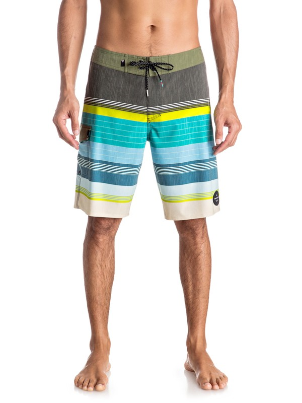 "0 Swell Vision Vee 20"" Boardshorts  EQYBS03630 Quiksilver"