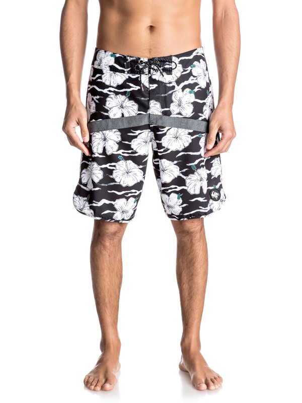 """0 Crypt Scallop 20"""" Boardshorts  EQYBS03674 Quiksilver"""
