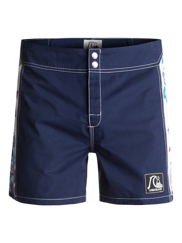 "0 Original Arch 15"" Boardshorts Blue EQYBS03722 Quiksilver"