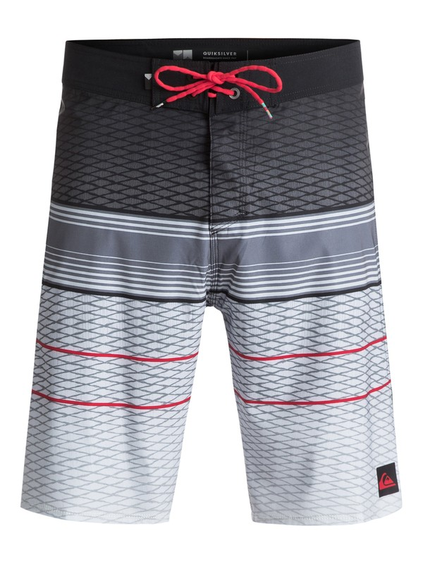 "0 Division Vee 21"" - Board Shorts Black EQYBS03745 Quiksilver"