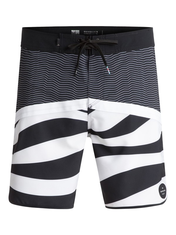 "0 Crypto Heatwave 18"" - Board Shorts Black EQYBS03750 Quiksilver"