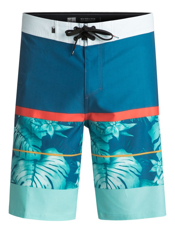 "0 Slab Vee 20"" - Board Shorts Blue EQYBS03758 Quiksilver"